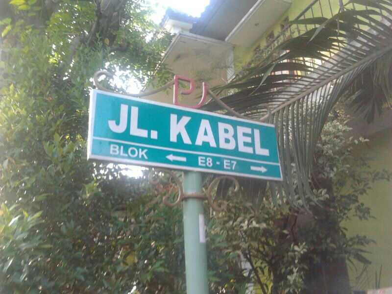 Jalan Kabel E7/12 Ponjay (1/3)