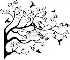 burung silhuete